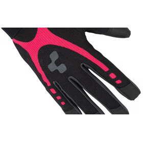 Cube Race Touch WLS - Guantes largos Mujer - negro